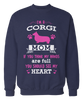 I'm a Corgi Mom - Cute Corgi-Lovin' Apparel