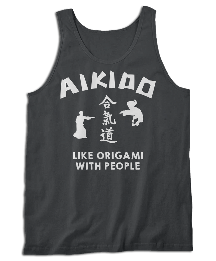 Aikido - Like Origami With People
