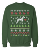 Dalmatian Ugly Christmas Sweater - Holidays