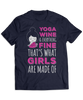 Yoga, Wine & Everything Fine