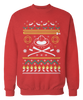 Firefighter Ugly Christmas Sweater - Holidays