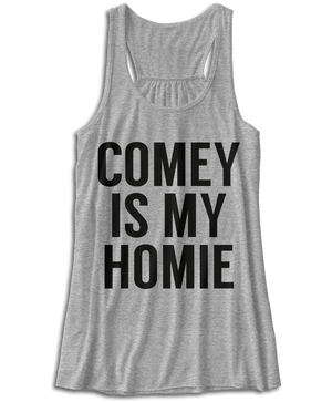 Comey Is My Homie