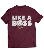 Like a BOSS - Cute Pitbull Apparel