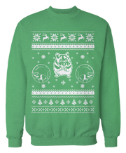 Ugly Hamster Sweater - Holiday Apparel