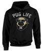 The Pug Life Chose Me - Funny Cute Pug Dog Apparel