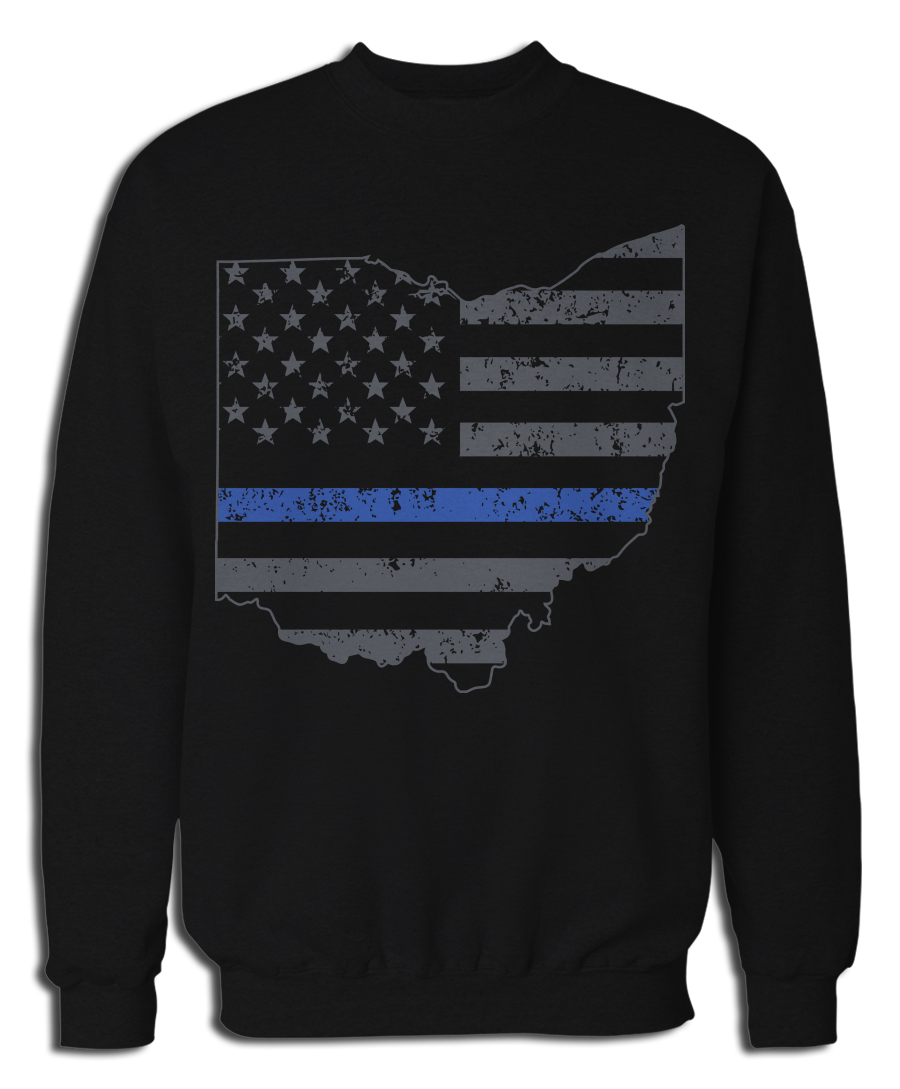 Ohio Thin Blue Line