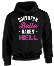 Southern Belle Raisin' Hell