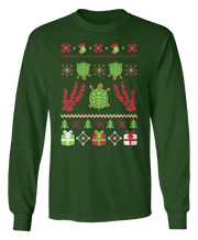 Turtle Ugly Christmas Sweater - Holidays