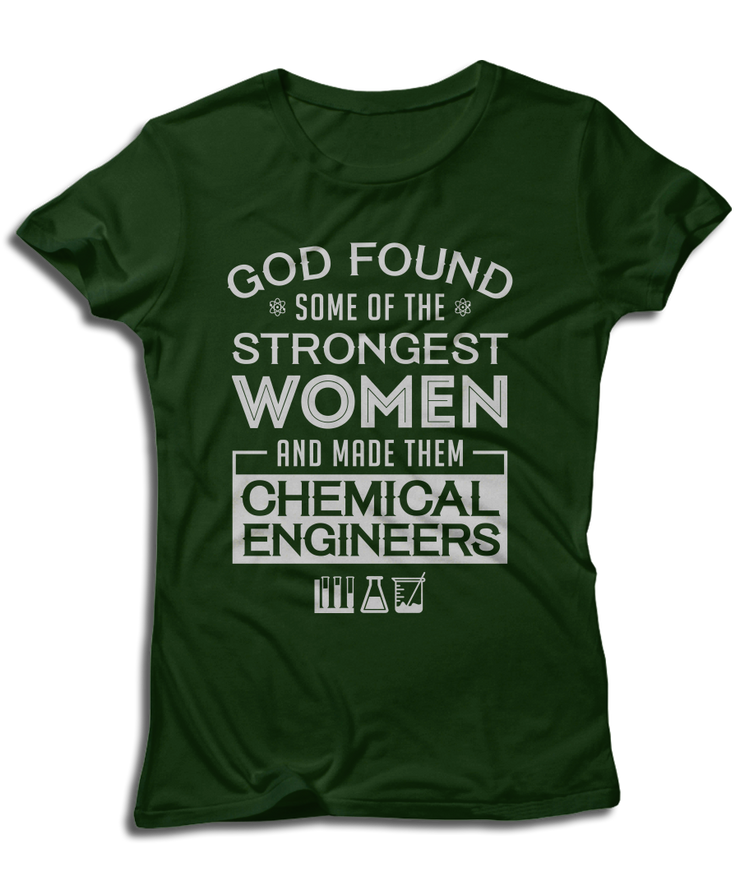 God's Strongest Chemical Engineers