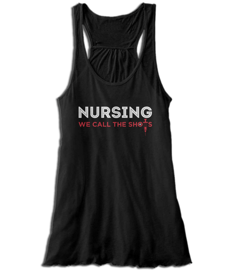 Nursing: We Call The Shots