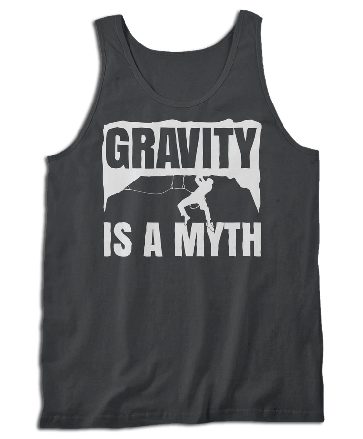 Gravity Is A Myth