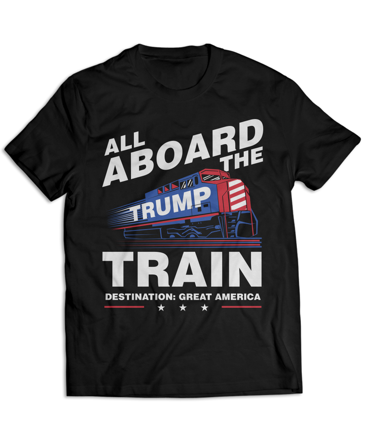 All Aboard the Trump Train