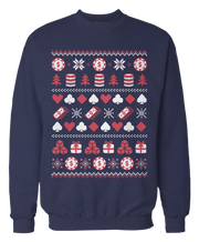 Poker Ugly Christmas Sweater - Holidays