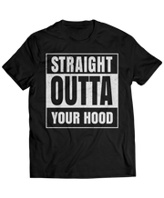 Straight Outta This City - Awesome Hometown Apparel