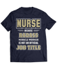Nurse aka Badass Miracle Worker