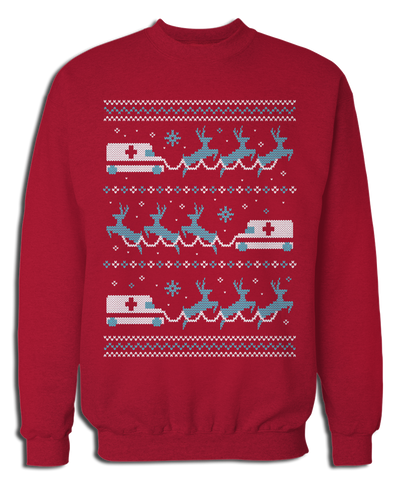 Ugly Ambulance Sweater