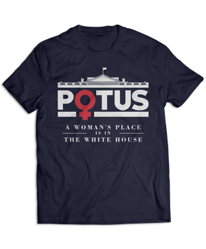 POTUS: A Woman's Place Is In The White House