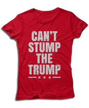 Can't Stump The Trump