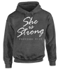 Fitness - She Is Strong - Proverbs 31:25