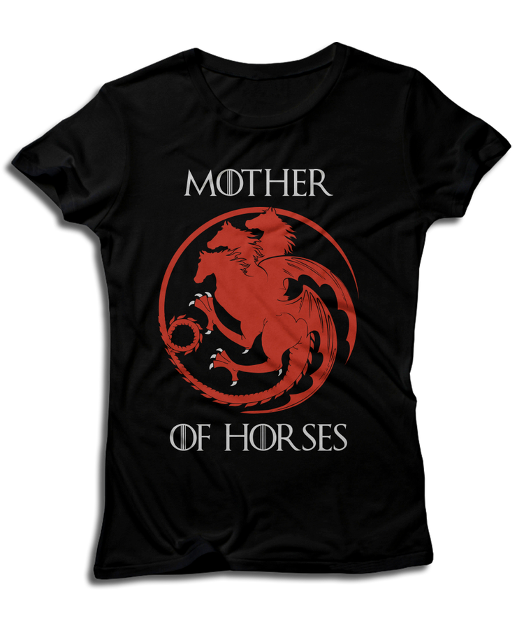 Mother Of Horses