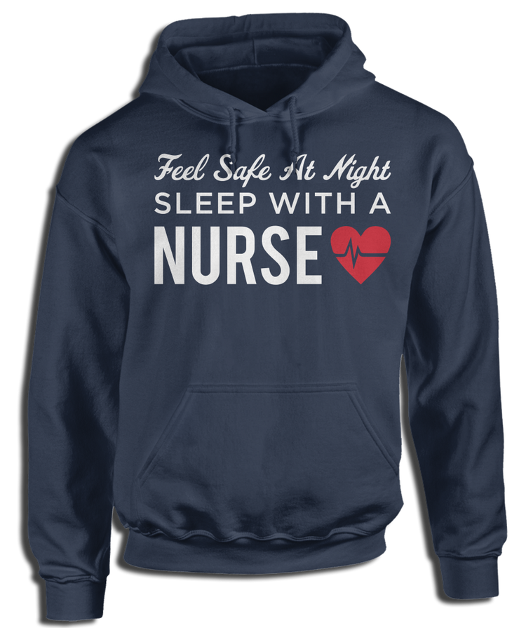 Feel Safe At Night Sleep With A Nurse