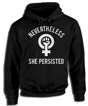 Nevertheless, She Persisted Fist T-Shirt