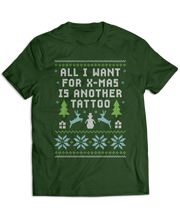 All I Want For X-mas Is Another Tattoo