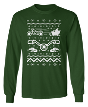 Ugly Bikers Sweater - Holiday Apparel