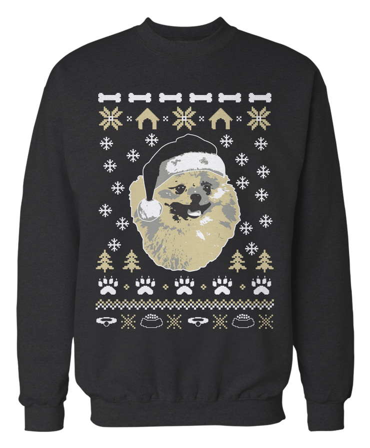 Pomeranian Ugly Christmas Sweater - Holidays