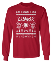 Feliz Navidad - Ugly Sweater - Holiday Apparel