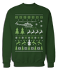 Iroquois Helicopter Sweater