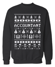 Ugly Accountant Sweater - Holiday Apparel
