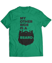 My Other Ride is a Beard