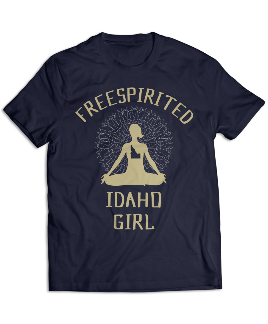 Freespirited Idaho Girl
