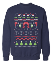 Hairstylist - Ugly Christmas Sweater - Holidays