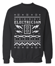 Ugly Electrician Sweater - Holiday Apparel