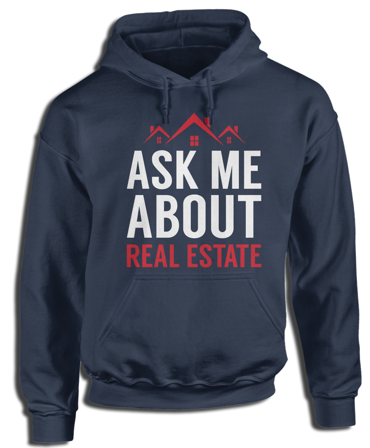 Ask Me About Real Estate