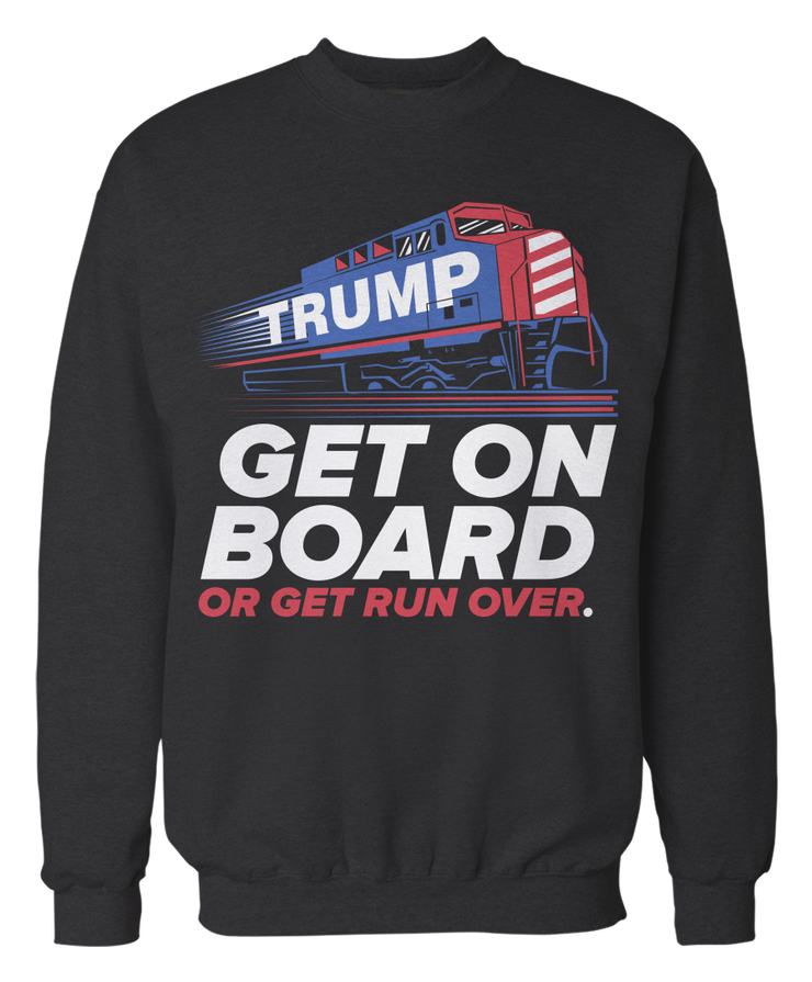 The Trump Train - Funny Election Apparel