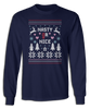 Nasty Or Nice Ugly Xmas Sweater