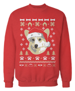 Corgi Ugly Christmas Sweater - Holidays