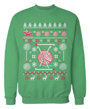 Crochet Ugly Christmas Sweater - Holidays