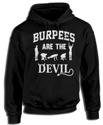 Burpees Are The Devil