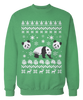 Ugly Giant Panda Sweater - Holiday Apparel