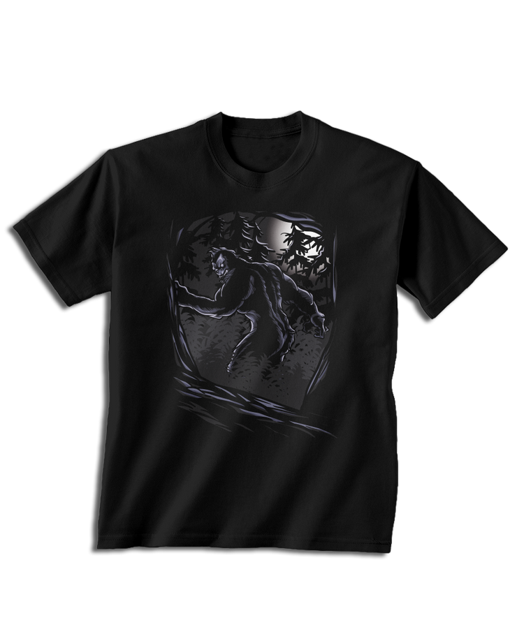 The Sasquatch Believer's Tee
