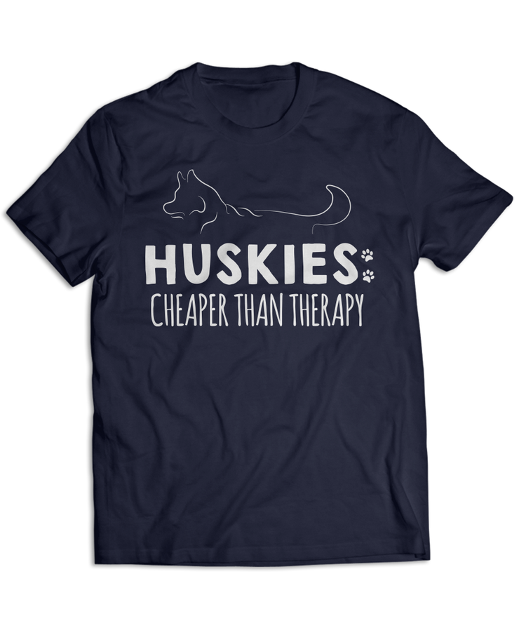 Huskies: Cheaper Than Therapy