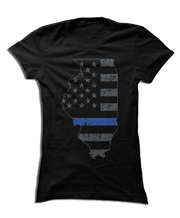 Illinois Thin Blue Line