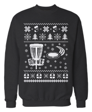 Disc Golf Ugly Christmas Sweater - Holidays