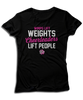Wimps Lift Weights, Cheerleaders Lift People