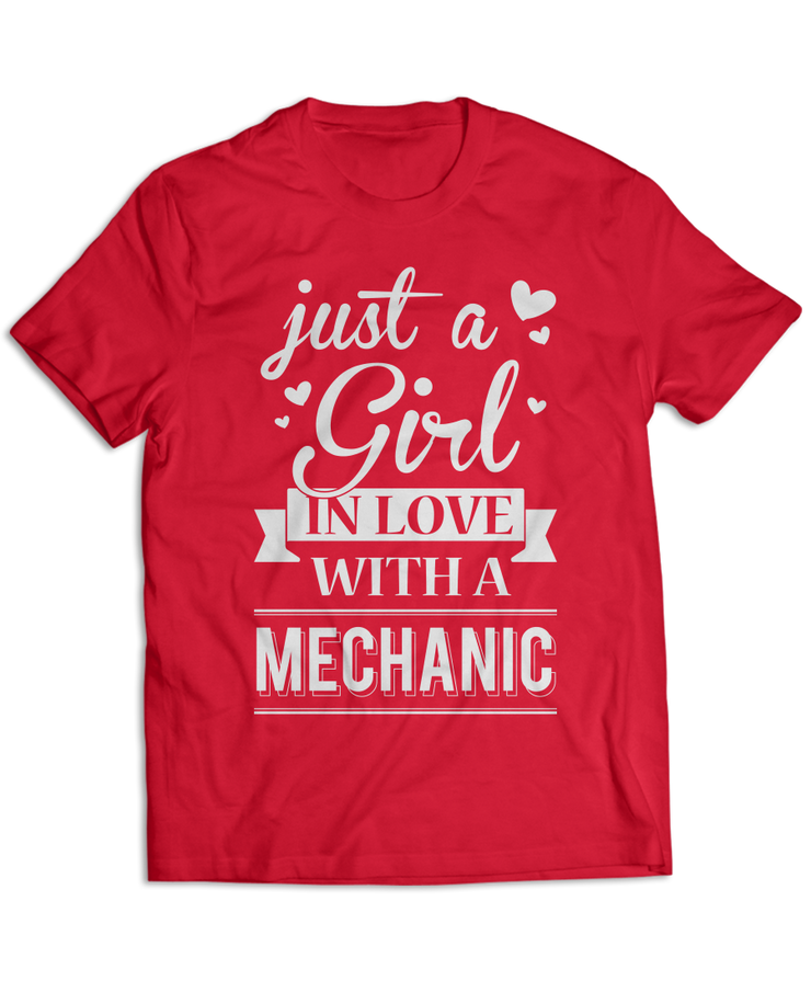 Just a Girl In Love With a Mechanic