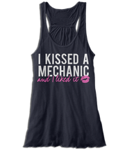 I Kissed A Mechanic And I Liked It